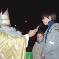 Spotkanie z Mikołajem 05.12.2006