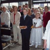Rocznica I Komunii  św. 27.05.2007