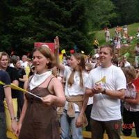 Spotkanie młodzieży w Concordii 09.06.2007
