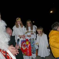 Spotkanie z Mikołajem 06.12.2007