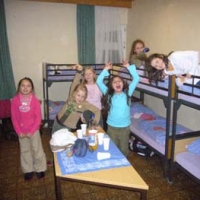 Wyjazd dzieci komunijnych do Concordii 24-25.02.2007