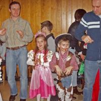 Zabawa karnawałowa dzieci 28.01.2007