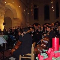 Koncert adwentowo-bożonarodzeniowy 21.12.2008