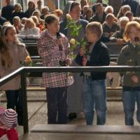 Msza i nabożeństwo różańcowe dla dzieci 26.10.2008