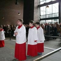 Przyjęcie nowych ministrantów 02.03.2008