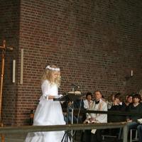 Rocznica I Komunii  Świętej 18.05.2008