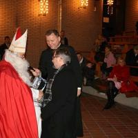 Spotkanie z Mikołajem 06.12.2008