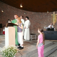 Zakończenie roku katechetycznego 22.06.2008