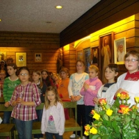 Dzieci komunijne w Concordii 07-08.02.2009