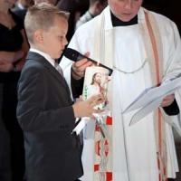 I Komunia Świętej 24.05.2009