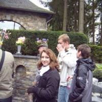 Pielgrzymka do Banneux 03.10.2009