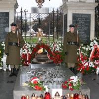 Pielgrzymka do Polski 10-14.11.2009