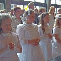 Rocznica I Komunii Świętej 17.05.2009