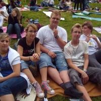 Spotkanie młodych w Concordii 27.06.2009