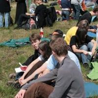 Spotkanie młodych w Lednicy 05-07.06.2009