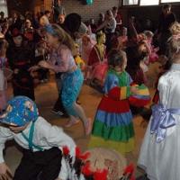 Zabawa karnawałowa dla dzieci 25.01.2009
