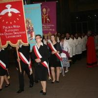 Katedra Kolońska Msza dzińkczynna za beatyfikację papieża
