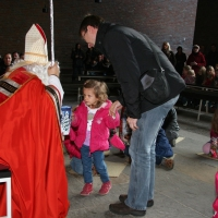 Spotkanie ze świętym Mikołajem - 10.12.2011