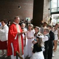 Rocznica I Komunii świętej 27.05.2012