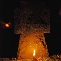 Nabożeństwo na cmentarzu Eller - 01.11.2015