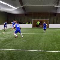 Drużyna piłkarska naszej Misji na zawodach