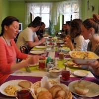 Rekolekcje w drodze dla młodzieży 28.03-03.04.2016