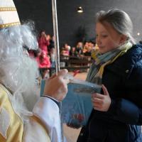 Roraty i spotkanie ze św. Mikołajem 03.12.2016