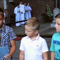 Rozpoczęcie roku katechetycznego 28.08.2016