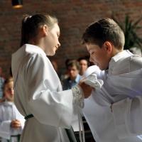 Zakończenie roku katechetycznego 12.06.2016
