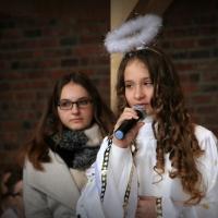 Msza święta i jasełka 8.01.2017