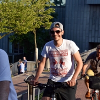 Pielgrzymka rowerowa mężczyzn do Katedry Kolońskiej 15.06.2017
