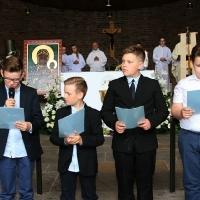 Rocznica pierwszej komunii świętej 28.05.2017
