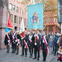 Centralne Obchody w Niemczech z okazji 100 Rocznicy  Odzyskania Przez Polskę Niepodległości_6