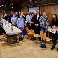 Spotkanie opłatkowe Liturgicznej Służby Ołtarza i ich rodziców 09.12.2018