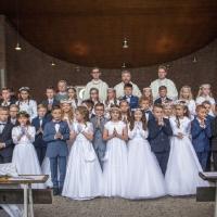Uroczystość pierwszej komunii świętej 12.05.2018