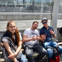 Pielgrzymka młodzieży na Lednickie Spotkanie Młodych i do Warszawy 30.05-02.06.2019_1