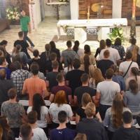 Pielgrzymka młodzieży na Lednickie Spotkanie Młodych i do Warszawy 30.05-02.06.2019_56