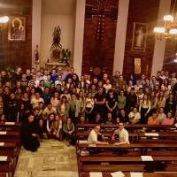 Pielgrzymka młodzieży na Lednickie Spotkanie Młodych i do Warszawy 30.05-02.06.2019_60
