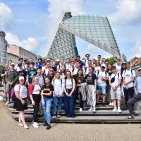 Pielgrzymka młodzieży na Lednickie Spotkanie Młodych i do Warszawy 30.05-02.06.2019_61
