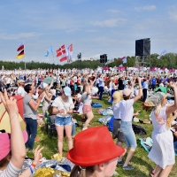 Pielgrzymka młodzieży na Lednickie Spotkanie Młodych i do Warszawy 30.05-02.06.2019_72