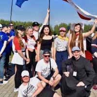 Pielgrzymka młodzieży na Lednickie Spotkanie Młodych i do Warszawy 30.05-02.06.2019_76