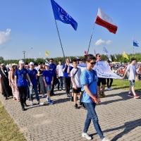 Pielgrzymka młodzieży na Lednickie Spotkanie Młodych i do Warszawy 30.05-02.06.2019_82