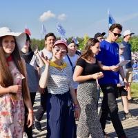 Pielgrzymka młodzieży na Lednickie Spotkanie Młodych i do Warszawy 30.05-02.06.2019_83