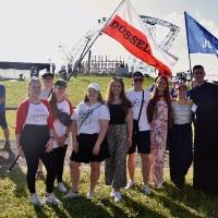 Pielgrzymka młodzieży na Lednickie Spotkanie Młodych i do Warszawy 30.05-02.06.2019_87