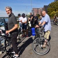 Pielgrzymka rowerowa mężczyzn do Kolonii - 15.09.2019